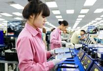 Bên trong nhà máy sản xuất Galaxy S8 tại Thái Nguyên