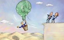 """VnIndex mất hơn 6 điểm, khối ngoại mạnh tay """"xả"""" cổ phiếu HPG"""