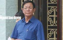 Ông Phan Văn Vĩnh phải nhập viện để điều trị