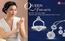 Trang sức kim cương, phụ kiện đẳng cấp của nữ doanh nhân