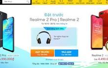 Thế Giới Di Động tặng ngay tai nghe sành điệu cho khách hàng đặt trước Realme 2 Series