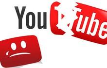 Youtube 'sập' trên toàn thế giới!