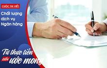 Không nhớ chữ ký nên đi đăng ký mới, khách hàng được ngân hàng yêu cầu...phải xác nhận chữ ký cũ