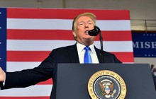 Ông Trump huy động được hơn 100 triệu USD để tái tranh cử năm 2020