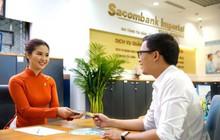 Sacombank được mở 4 chi nhánh ở các tỉnh phía Bắc