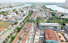 Đề xuất tách thửa ở khu đô thị Bình Quới - Thanh Đa