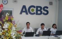 ACBS: 9 tháng lãi ròng tăng 19% lên 77 tỷ đồng