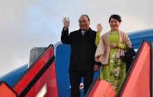 Thủ tướng Nguyễn Xuân Phúc bắt đầu thăm chính thức Đan Mạch