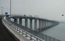 Trung Quốc chuẩn bị đưa cây cầu vượt biển dài nhất thế giới, trị giá 20 tỷ USD vào sử dụng