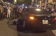 VIDEO chưa công bố về vụ nữ lái xe BMW gây tai nạn kinh hoàng