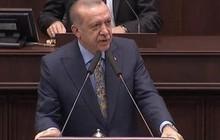 """Tổng thống Erdogan tiết lộ """"sự thật trần trụi"""" vụ sát hại nhà báo Ả Rập Saudi"""