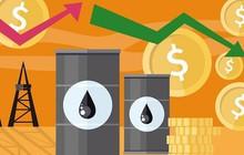 Thị trường ngày 24/10: Dầu thô bị bán tháo khiến giá lao dốc xuống thấp nhất 2 tháng, vàng cao nhất 3 tháng