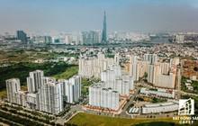 Cận cảnh dự án New City tại Thủ Thiêm - nơi chủ đầu tư Thuận Việt doạ 'đuổi' cư dân ra đường ăn Tết