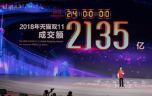 """Jack Ma chuẩn bị nghỉ hưu với một """"Ngày Độc thân"""" ngập trong những kỷ lục"""