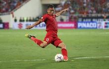 Anh Đức ghi bàn ở phút 60, ấn định chiến thắng 2-0 cho Việt Nam