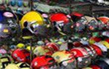 Bãi bỏ nghị định quy định điều kiện kinh doanh mũ bảo hiểm