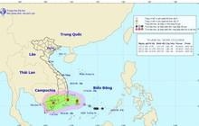 Áp thấp nhiệt đới mạnh lên thành bão số 8