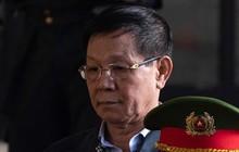 Cựu Trung tướng, Tổng cục trưởng cảnh sát Phan Văn Vĩnh bị đề nghị 7 năm - 7 năm 6 tháng tù