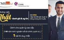 Học tại Việt Nam nhận bằng quốc tế CIMA chỉ với 1 bài thi