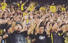 """CĐV Malaysia chào mừng ĐT Việt Nam tới với """"địa ngục"""" trước thềm trận đấu chung kết lượt đi AFF Cup 2018"""