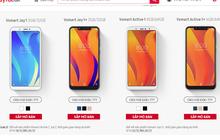 4 smartphone Vsmart chính thức được mở bán từ 17h30 chiều nay