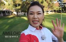 Video học golf cùng HLV xinh đẹp Aimee Cho:  Khi bạn lỡ đánh bóng vào khu cỏ dày, đây chính là cách giải quyết vấn đề