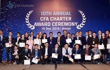 Chung kết cuộc thi Phân tích Đầu tư của Viện CFA năm 2018 - 2019 và Lễ trao Bằng CFA năm 2018
