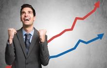 Bất chấp khối ngoai bán ròng, VnIndex vẫn tăng hơn 27 điểm trong ngày đầu năm mới