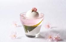 Không chỉ có mùa hoa anh đào Nhật Bản mới rực rỡ mà ẩm thực với hương vị hoa anh đào cũng đẹp mắt không kém