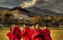 Đằng sau chỉ số hạnh phúc cao ngất ngưởng tại Bhutan