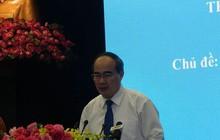Lãnh đạo TPHCM gặp doanh nghiệp bàn về đột phá cơ chế