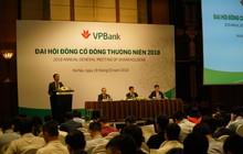 ĐHCĐ VPBank: Quyết nâng vốn lên 27.800 tỷ đồng, chia cổ tức và cổ phiếu thưởng tỷ lệ tới 67%