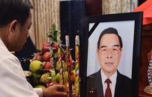 {CẬP NHẬT} Bắt đầu lễ viếng nguyên Thủ tướng Phan Văn Khải tại Hội trường Thống Nhất