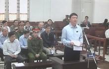 Phiên tòa sáng 22/3: Ông Đinh La Thăng bị đề nghị mức án 18-19 năm tù