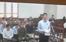 Ông Đinh La Thăng nói không vụ lợi, không làm trái, đề nghị được xem xét đúng bản chất sự việc