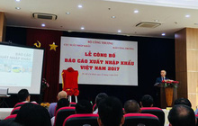 """Thứ trưởng Bộ Công Thương Trần Quốc Khánh: """"Báo cáo Xuất Nhập khẩu không phải là giải pháp, mà là bức tranh toàn cảnh xuất nhập khẩu Việt Nam"""""""