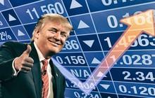 """""""Công, tội"""" của Tổng thống Trump với thị trường chứng khoán Mỹ"""