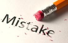 [Chọn sách cho nhà đầu tư] Những sai lầm mà thậm chí những nhà đầu tư thông minh nhất cũng mắc phải