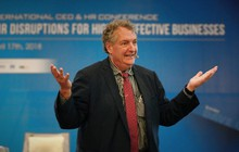 """Hơn 600 lãnh đạo cao cấp tham dự Hội thảo """"8 đột phá nhân sự để kinh doanh thành công"""""""