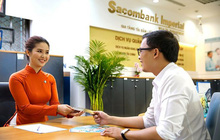 Sacombank lãi hơn 500 tỷ đồng trong quý 1/2018