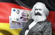 """""""Cháy hàng"""" đồng tiền lưu niệm 0 Euro in hình Karl Marx"""