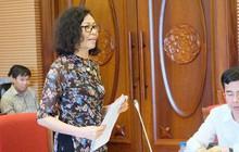 Tổng Giám đốc BHXH Việt Nam Nguyễn Thị Minh: 'Nhiều con em lãnh đạo xin nghỉ việc vì áp lực'
