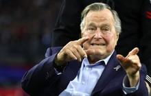 Cựu tổng thống George H.W. Bush nhập viện trong tình trạng nguy kịch sau đám tang vợ