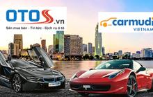 Website thương mại điện tử mua bán ô tô OtoS hợp tác cùng Carmudi