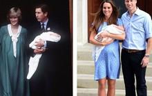 Những truyền thống thú vị không phải ai cũng biết về các em bé Hoàng gia Anh