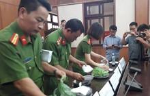 Công an Đắk Nông: Phế phẩm nhuộm pin con Ó chưa chế biến thành cà phê, hồ tiêu