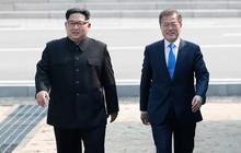 Bước chân lịch sử của ông Kim Jong Un trên đất Hàn Quốc