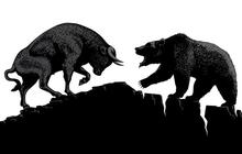 Cổ phiếu ngân hàng, chứng khoán hồi phục, VnIndex chỉ còn giảm 6 điểm