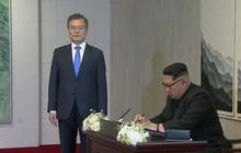 Hành trang lạ của ông Kim Jong-un mang tới Thượng đỉnh Hàn-Triều
