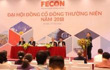 ĐHĐCĐ Fecon: Đặt mục tiêu tăng trưởng 50% lợi nhuận, đẩy mạnh đầu tư dự án giao thông và năng lượng  trong năm 2018